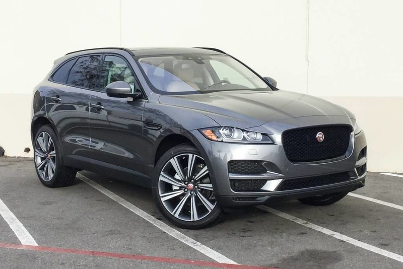 certified pre owned 2017 jaguar f pace 35t prestige sport utility in newport beach 417735. Black Bedroom Furniture Sets. Home Design Ideas